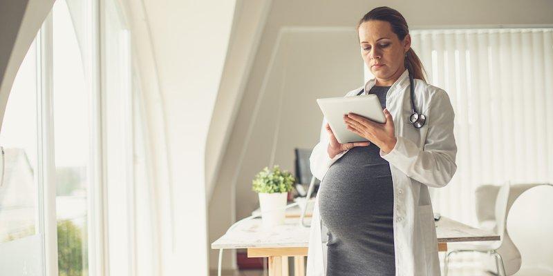 medico specializzando mamma