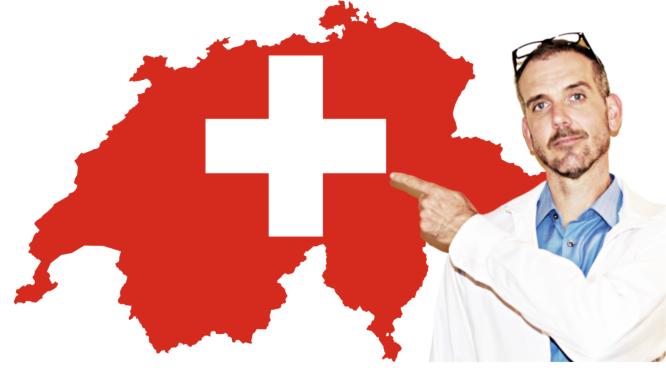 medico in svizzera