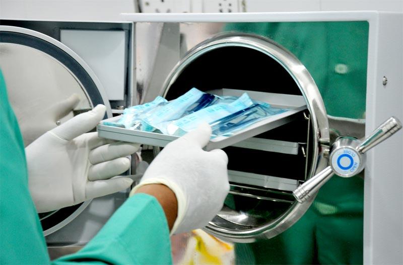 strumenti sterili