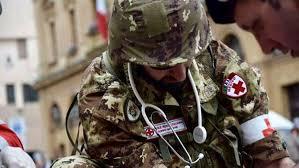 Medico militare in missione